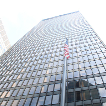 TRAVEL: Seagram Building, New York