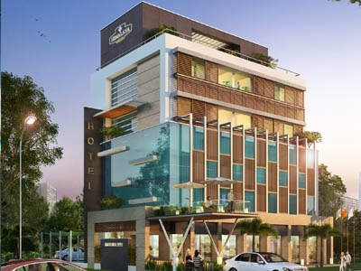 Leading Design Architectural Studio HOTEL