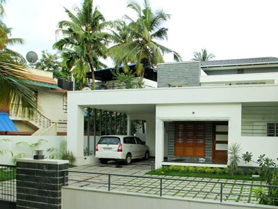 Leading Design Architectural Studio MAVELIPURAM HOUSE