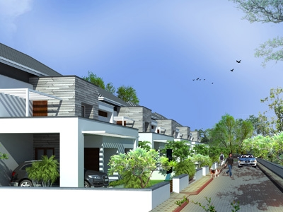 Leading Design Architectural Studio VILLA PROJECT