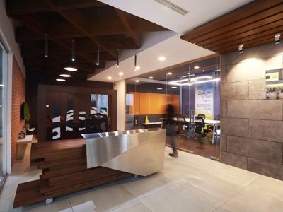 Leading Design Architectural Studio DYNAMICNEXT OFFICE