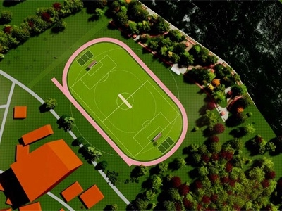 Leading Design Architectural Studio ECO - SPORTS PARK